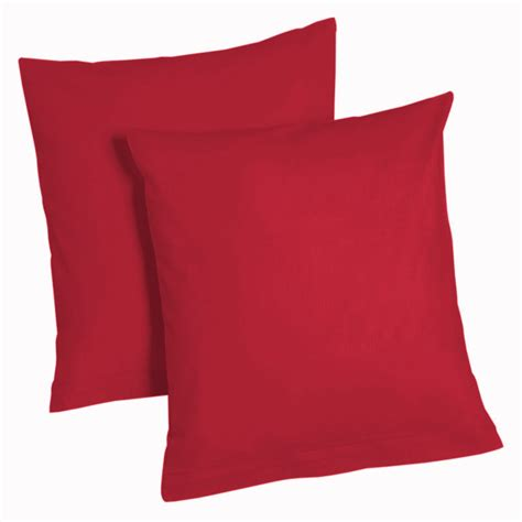 80x80 Pillow by 2er Pack Microfibre Pillow Cushion Cover Decorative