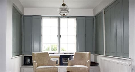 Solid Window Shutters Interior by Plantation Shutters Rickmansworth Stylish Shutters