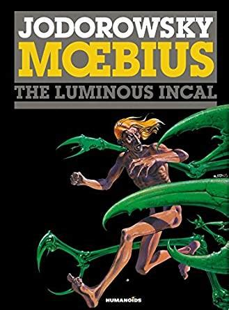 amazon com the incal vol 2 the luminous incal ebook alexandro jodorowsky moebius kindle store