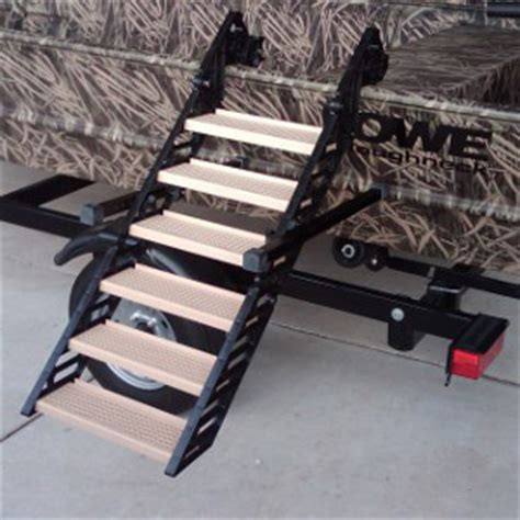xpress boats ladder dog ladder for duck boat