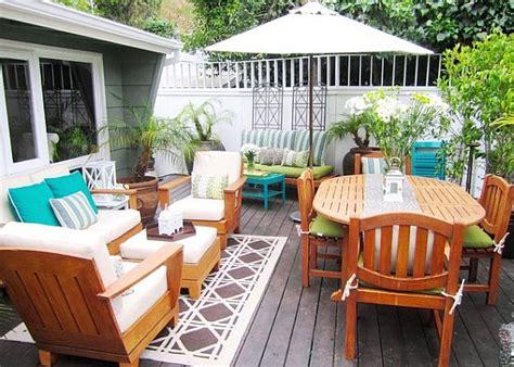 cozy backyard patios 3 tricks to make your home cozier