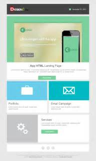 Email Design Templates Free by Fresh Email Template Design Psd Design3edge