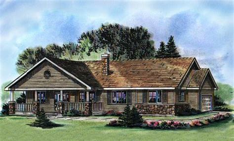 country ranch style house plans ranch style house plan 3 beds 2 baths 1493 sq ft plan 427 4