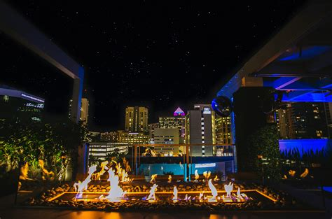 top bars in fort lauderdale fort lauderdale s first rooftop bar is officially open