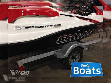 buy sea doo boat sea doo 150 speedster for sale daily boats buy review
