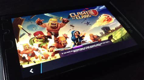 cara instal mod game coc cara install game coc di smartphone blackberry bang mano
