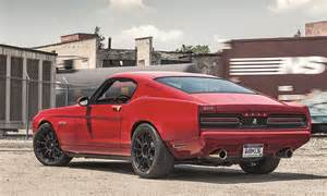 Bass Ford Equus Bass 770 Mustang Hommage Bild 6 Autozeitung De