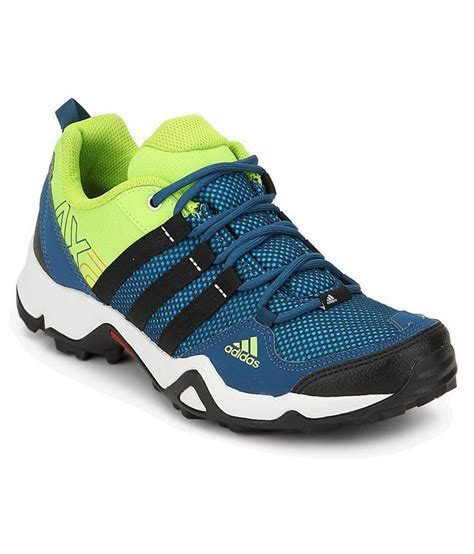 Adidas Ax2 18 adidas ax2 blue outdoor shoes price in india buy adidas ax2 blue outdoor shoes at snapdeal
