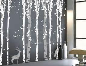 Deer Stickers For Wall baum wandtattoo aufkleber natur wandtattoo wandtattoo