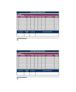 overtime spreadsheet template overtime calculator template 10 free documents
