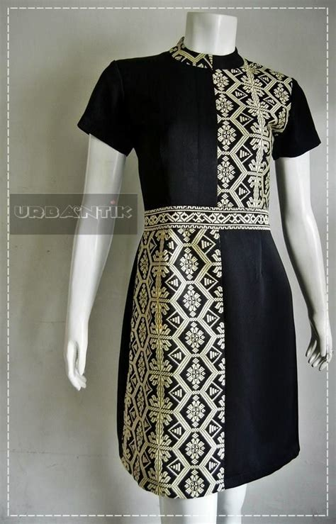 design baju kurung modern batik songket design baju pinterest kebaya batik dress