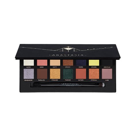 anastasia beverly hills palette holiday eye shadow palette prism anastasia beverly hills
