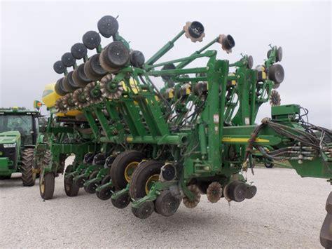 1790 Deere Planter by Front Of Deere 1790 Corn Planter Deere