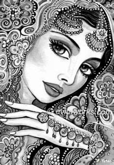 indian bride coloring page coloring pages on pinterest coloring for adults