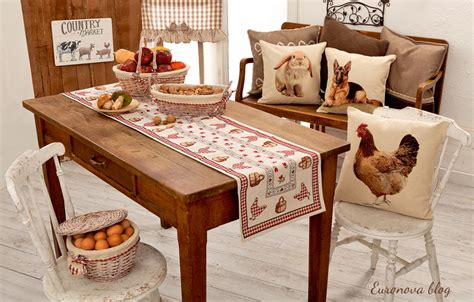 arredare casa stile country arredare casa in stile country a casa di euronova