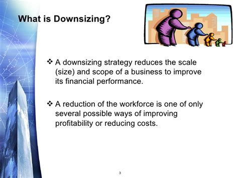 downsizing definition downsizing meaning downsizing