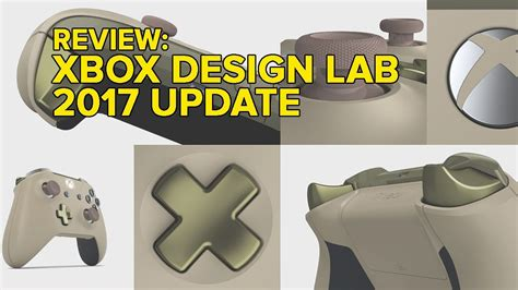 design lab reviews xbox design lab 2017 review update youtube