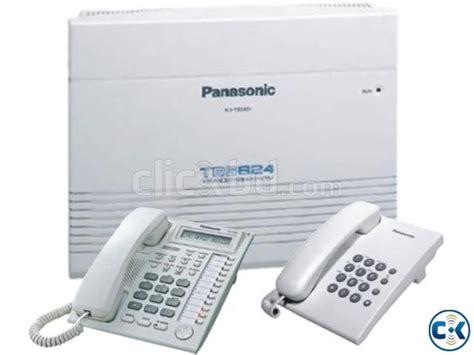 Pabx Panasonic Kxt Es 824 Berkualitas panasonic intercom kx tes 824 clickbd