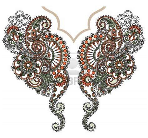 design embroidery embroidery designs 54 embroidery neck patali kali