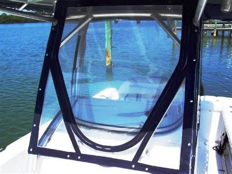 boat windshield curtains t top front visor factory oem from rnr marine