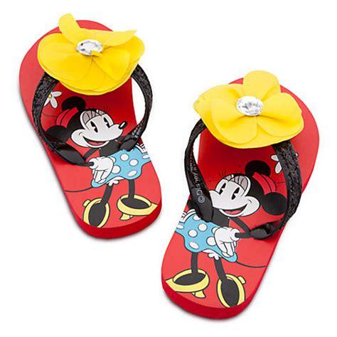 Minnie Mouse Flip by Disney Authentic Minnie Mouse Vintage Flip Flops