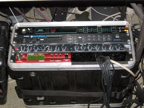 Rack Vocal Processor by Equipment