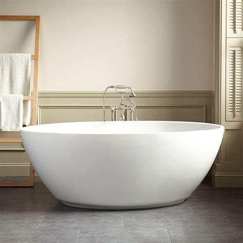 bathroom bathtubs crius acrylic freestanding tub