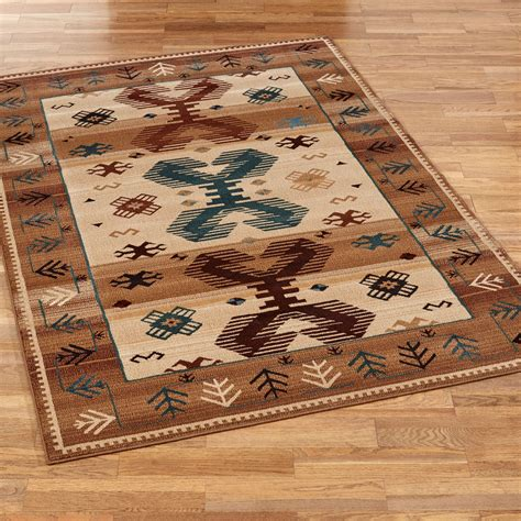 Southwest Rugs On Sale by Sunset Tarnish Southwest Area Rugs