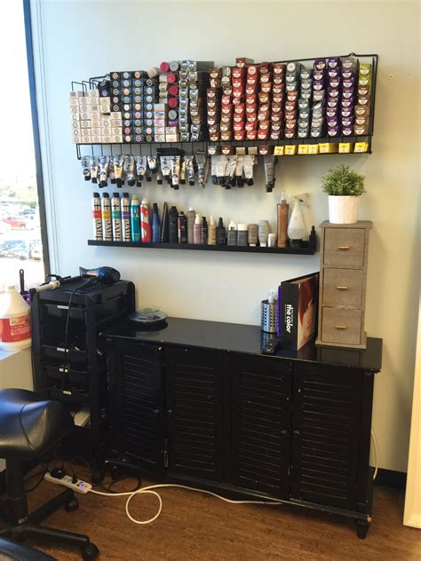 the color room salon salon organization facelift organized design
