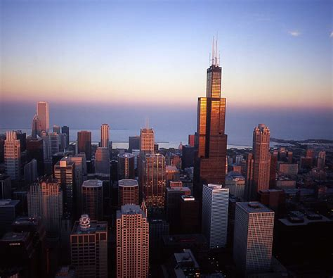 willis tower top five buildings of usa world for travel