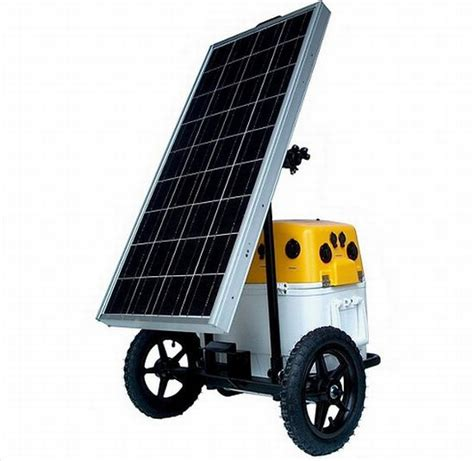 solar powered generator portable power anywhere anytime