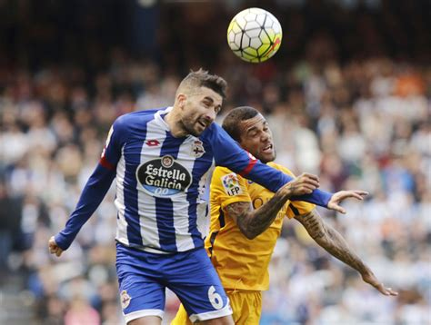 barcelona deportivo deportivo vs barcelona in pictures page 2 of 10 sportyou