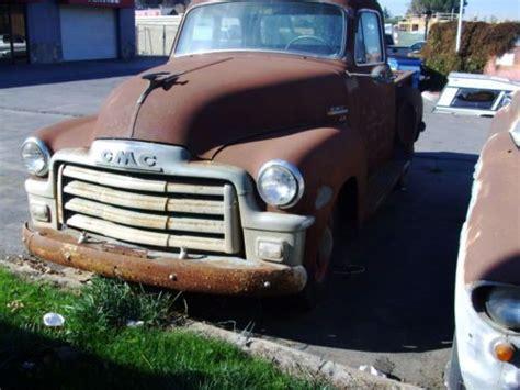 purchase used 1954 gmc 5 window 1 2 ton stepside orig ca