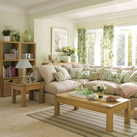 Green Living Room Furniture - modern furniture decorating living room with mint green
