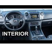 2016 Volkswagen Amarok Ultimate  INTERIOR YouTube