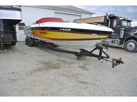 scarab boats ohio wellcraft scarab ii powerboat for sale in ohio