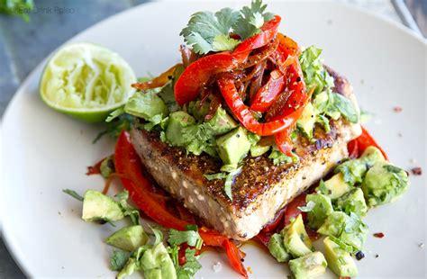 Steak Tuna spiced mexican tuna steak recipe
