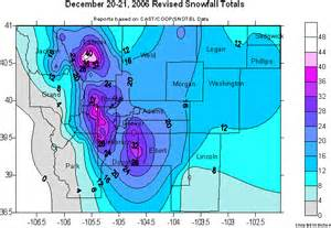 Colorado Tornado Map by Blizzard Blogging 2006 The Aftermath Slapstick Politics