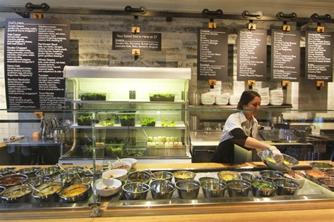 Garden Bar Menu by Portland Welcomes Garden Bar The Area S Fast Casual Salad Concept Foodable Network