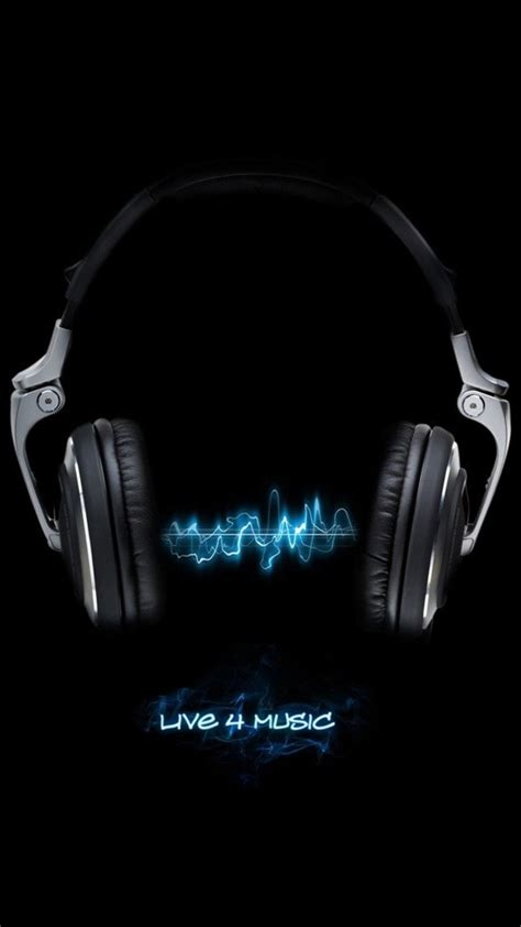 wallpaper android music live for music black neon blue android wallpaper free download