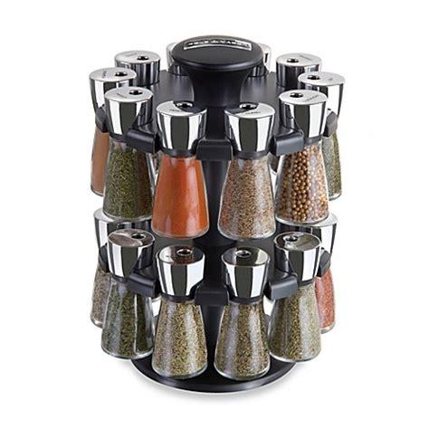 especiero liverpool cole mason 20 jar spice rack bed bath beyond