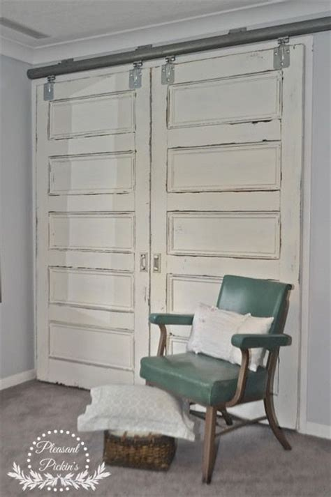 barn door pocket door antique oak pocket doors put on barn door tracks painted