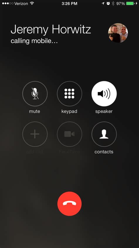 hey siri in ios 8 3 allows for automatic speakerphone calls 9to5mac