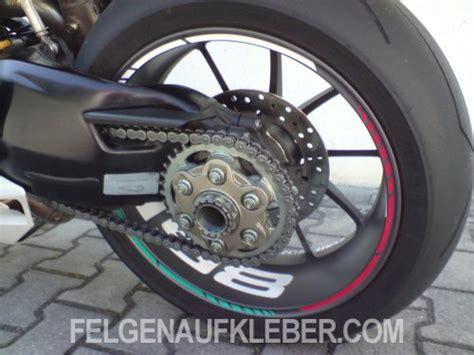 Motorrad Felgenaufkleber Suzuki by Felgenrandaufkleber Und Felgenaufkleber F 252 R Ducati Motorr 228 Der