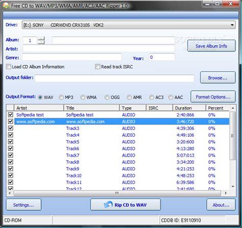format audio cd to mp3 cd to wav mp3 ripper siammegtorbest