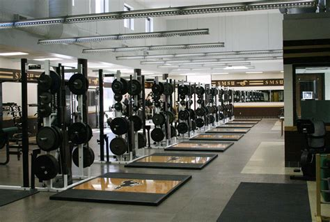 weight room southwest minnesota state