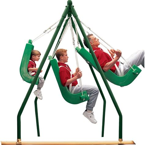 flaghouse swings flaghouse swing seat with pommel therapy swings