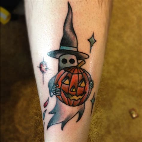 halloween tattoo ideas images designs