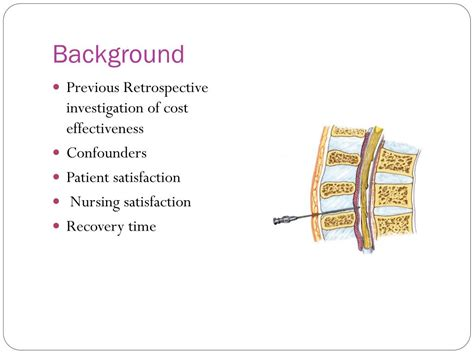 Duramorph C Section ppt duramorph versus traditional spinal anesthesia