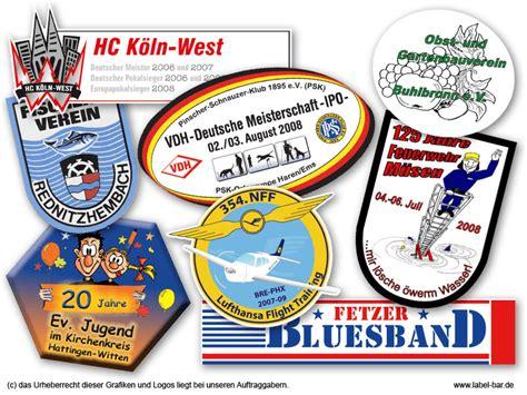 Aufkleber Drucken Lassen Muster by Vereinsaufkleber Aufkleber F 252 R Vereine Drucken Lassen